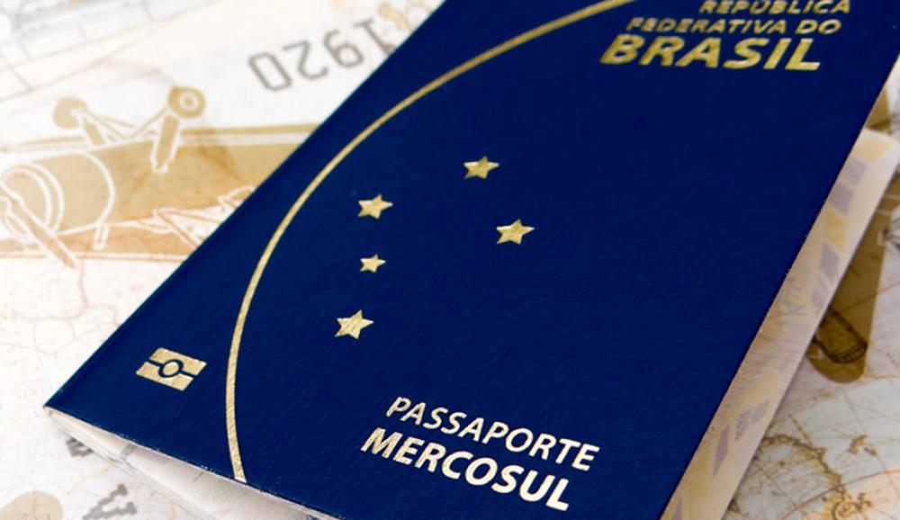 Foto21 Passaporte brasileiro Fim do monopólio da Casa da Moeda poderá baratear passaportes brasileiros