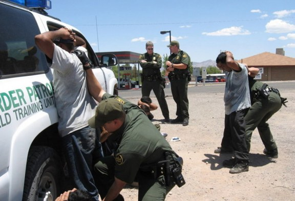 Prisões de imigrantes na fronteira mexicana caíram em outubro
