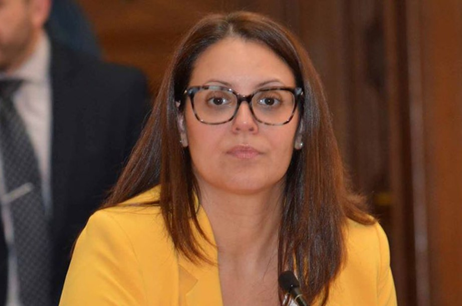 eliana Deputada Eliana Pintor Marin é reeleita em New Jersey