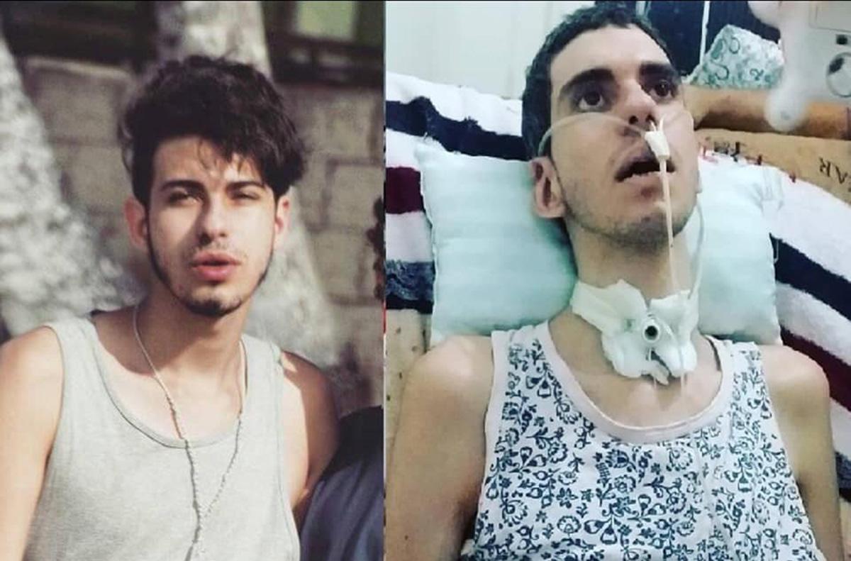 Foto1 Jefferson Anderson Feijo Cruz Pais pedem ajuda para brasileiro vitimado em ataque homofóbico