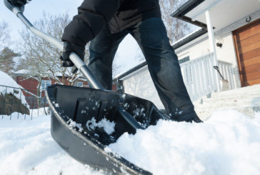 Previsão: Norte de New Jersey poderá acumular até 22 cm de neve