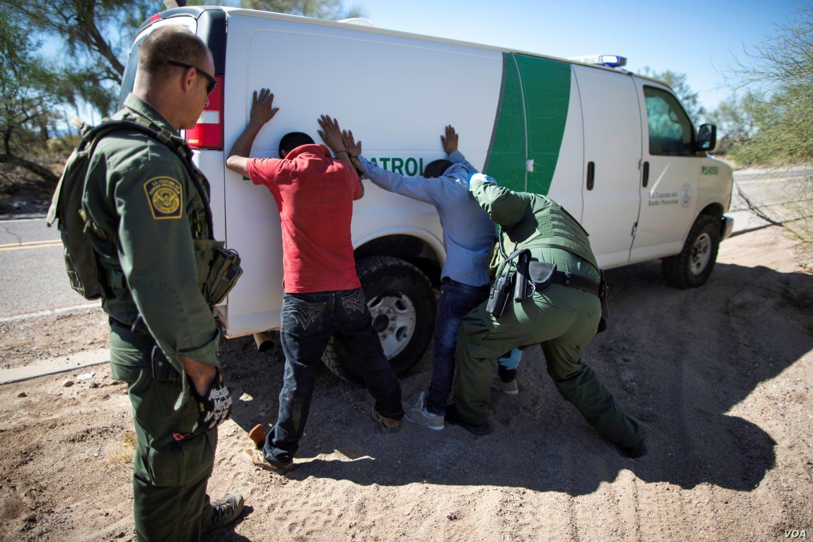 Foto18 Prisao CBP Ultrapassa 17 mil onda de brasileiros que chegou à fronteira EUA México