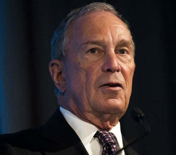 Foto19 Michael Bloomberg Presidenciável, Bloomberg diz que imigrantes melhoram a cultura dos EUA