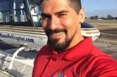 Brasileiro piloto de helicóptero desaparece no Golfo do México