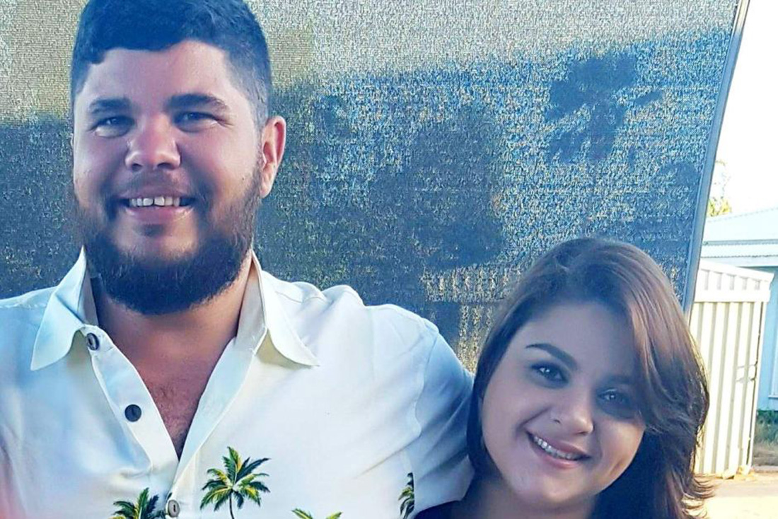 Foto1 Eduardo Hernandes Pereira Rodrigues e Danielle Bileski de Mello Pimental Brasileiros morrem em capotamento de carro e deixam 4 filhos