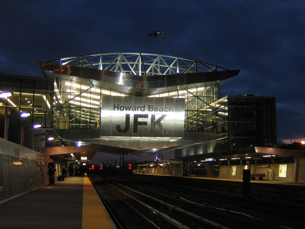 Foto14 Aeroporto JFK  Aeroporto JFK sai da lista dos mais movimentados do mundo