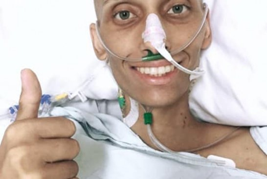 Brasileiro busca doador compatível de medula óssea