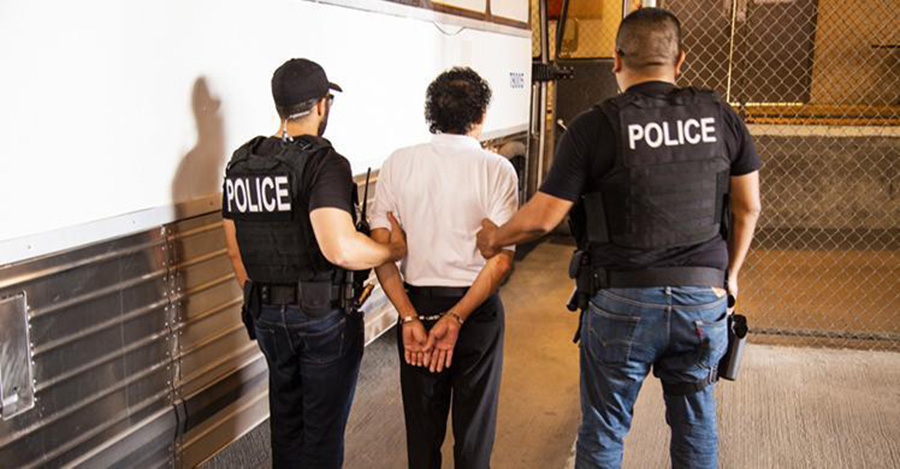 Foto17 Prisao ICE ICE ignora diretrizes e realiza prisões em tribunais de Nova York