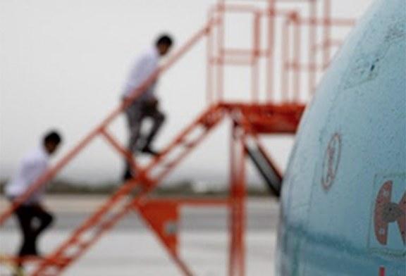 ICE realiza 1º voo fretado com imigrantes deportados em 2020