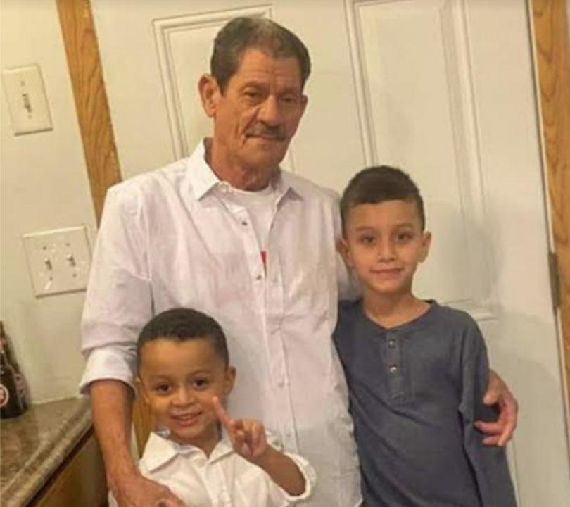 Foto22 Wantuil Jose de Paula e 2 binetos 002 Brasileiro sofre infarto fatal a caminho do trabalho em Newark (NJ)