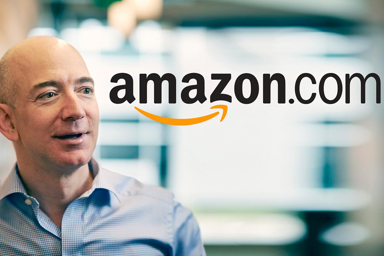 Foto23 Jeff Bezos Número de bilionários do mundo dobrou na última década