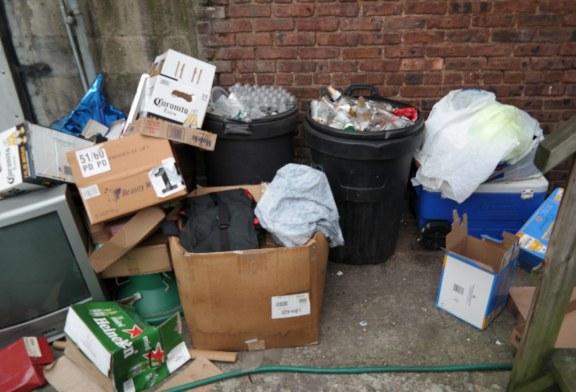 Aplicativo lembra o dia de pôr o lixo nas ruas em NJ