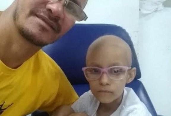 Brasileirinha perde a luta contra a leucemia em NY