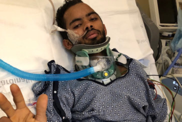 Atropelado, brasileiro desperta do coma em Massachusetts