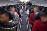 PF confirma chegada de mais um voo com brasileiros deportados