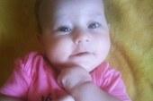 Brasileirinha busca doador de medula compatível contra síndrome rara