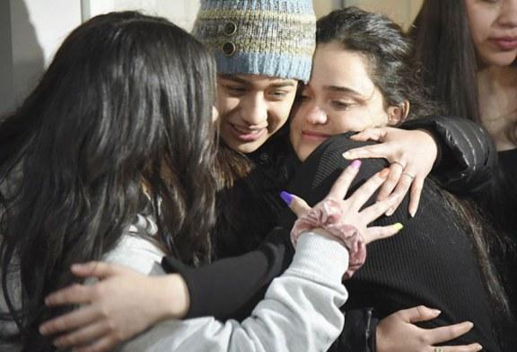 Colegas de turma se mobilizam e libertam estudante presa pelo ICE