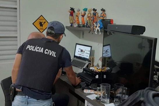 Operação contra pornografia infantil resulta em prisões no Brasil e EUA