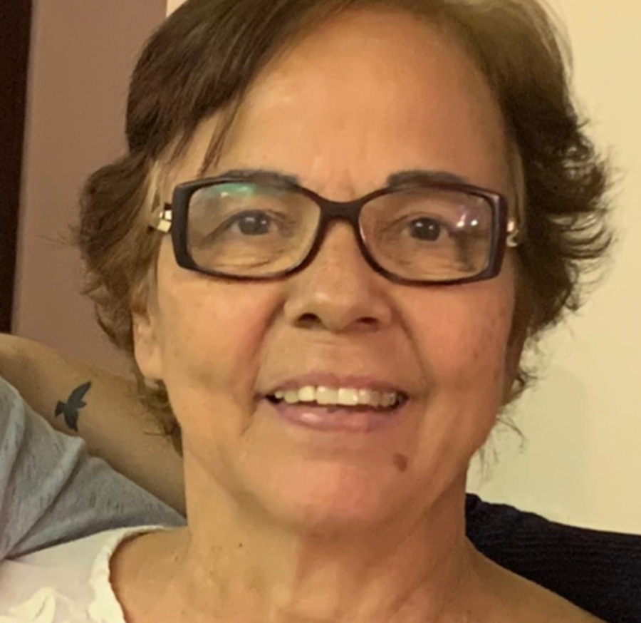 %name Casal brasileiro faz campanha para sogra diagnosticada com câncer