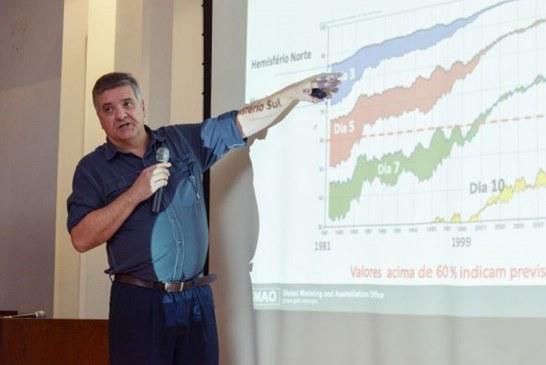 NASA adota sistema meteorológico criado por físico brasileiro