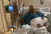 Brasileiro contrai bactéria em braço e pede ajuda em NH