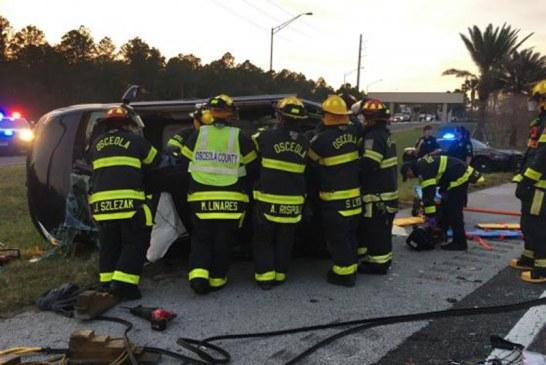 Motorista envolvido em acidente que deixou 4 mortos pode ser brasileiro