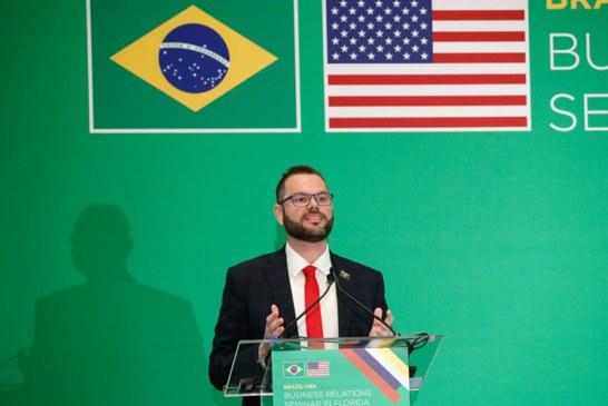Brasil apresenta tilápia nacional em seminário na Flórida