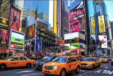 """Restaurantes e bares fazem somente """"delivery"""" em NYC"""