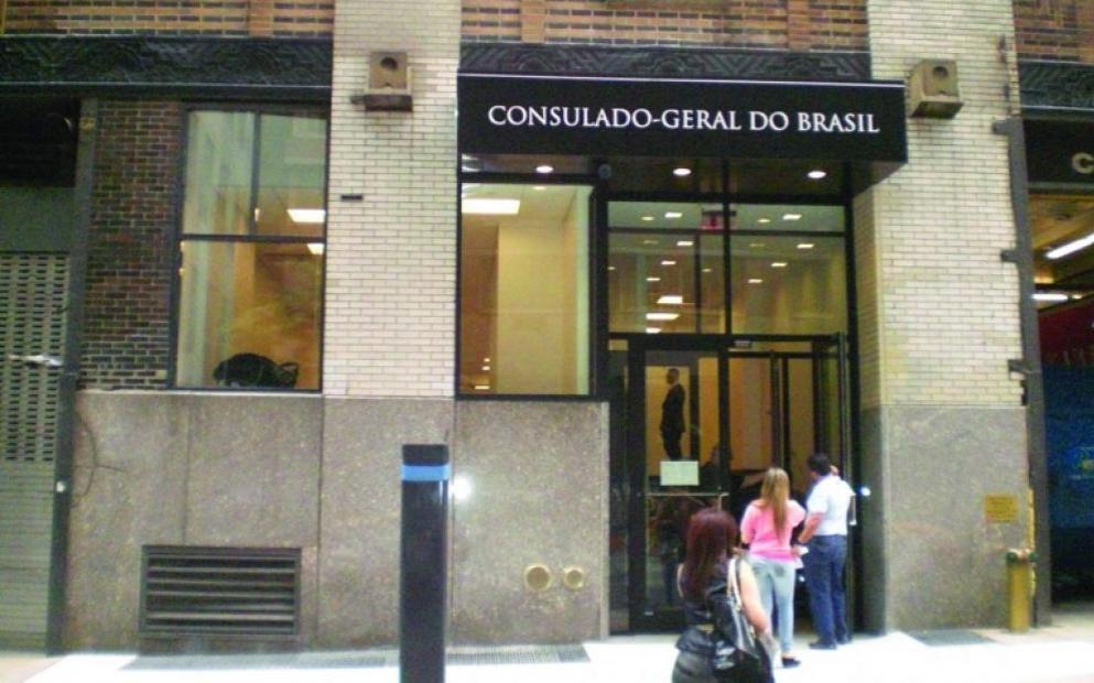 consulado Consulado de NY fecha devido a Coronavírus