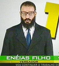 Sósia de Enéas é derrotado nas urnas em São Paulo