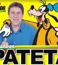 Pateta se reelege em Canoas; Miquei fica de fora