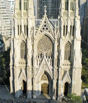 Catedral de Saint Patrick abriga Missa Solene à Nossa Sra. Aparecida em NY