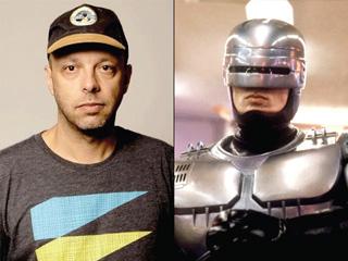 """Cineasta brasileiro negocia nova versão de """"Robocop"""" nos EUA"""