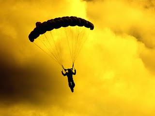 Os paraquedistas