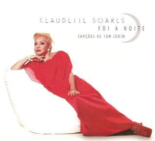 A voz emocionante de Claudette Soares, eterna e definitivamente uma grande cantora