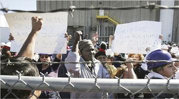 Processadora brasileira sofre efeitos de batidas migratórias nos Estados Unidos