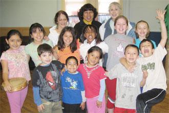 Igreja Luterana realiza Programa de Saúde  Arte Infantil