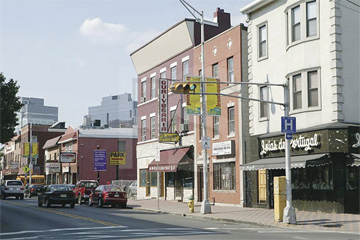 Iniciada 1º fase do projeto de revitalização da Ferry Street