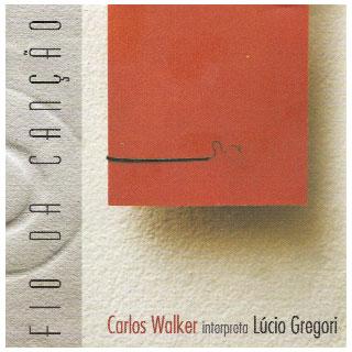 O presente está vivo em Fio da Canção, CD autoral de Carlos Walker e Lúcio Gregori