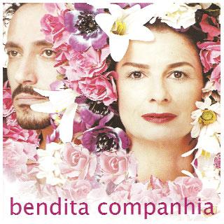 Tatiana Cobbett e Marcoliva juntaram uma trupe e com ela gravaram Bendita Companhia