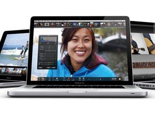 Apple atualiza linha MacBook Pro