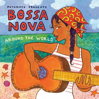 """Gravadora lança CD """"Bossa Nova Around the World"""" nos EUA"""