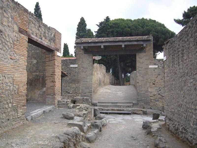 Pompeia, 10 minutos antes