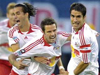Atacante do Red Bulls é nomeado jogador MLS da semana em NJ